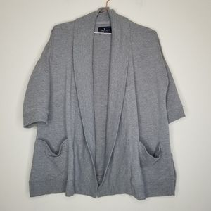 American eagle open front cardigan - short sleeve